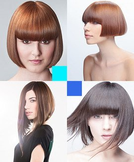 Online hairdressing course from MHDPro - Learn to cut Bob haircuts