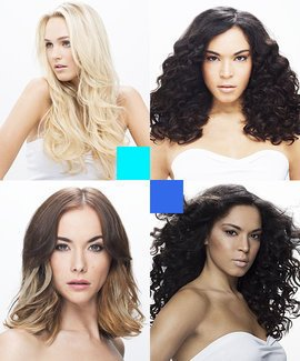 Online Hairdressing Course - How to add hair extensions