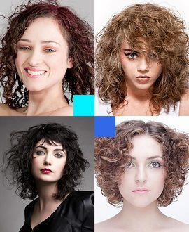 Curls and Textured Haircuts