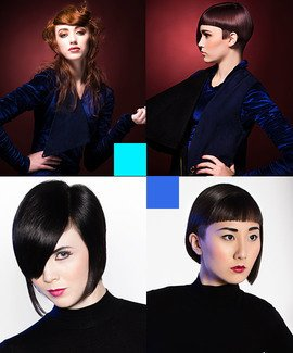 The Advanced Creative Haircuts with Mazella&Palmer Collection