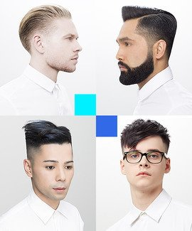 Men's fade and tapered haircuts course
