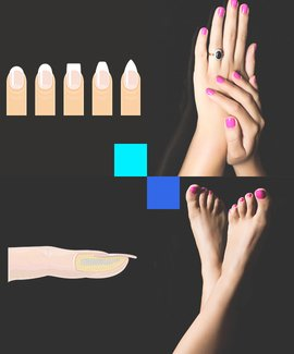 Nails take centre stage in MHDPro's Mani, Pedi & Nail Art Collection