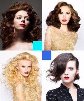 Online Hairdressing Course - How to set hair