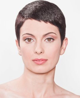 Learn to cut a women's short pixie haircut