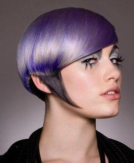 Learn an advanced Three Tier Hair Colour technique