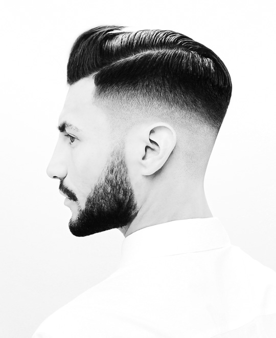 Razor Fade Haircut Tutorial