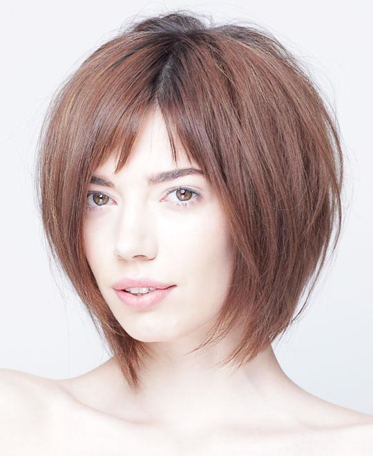 Mid-Length Safety Razor Cut Haircut
