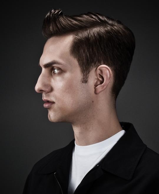 Flat Graduated Basic Haircut