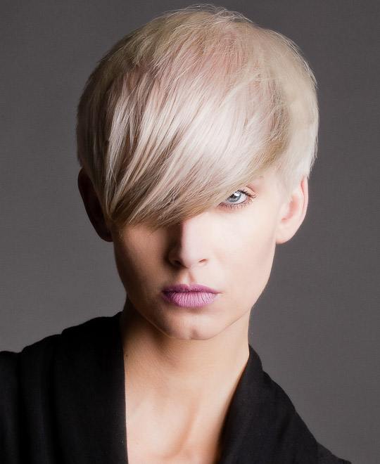 Pastel Hair Colour