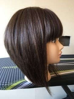 Graduated A-line Disconnection with a Heavy Fringe