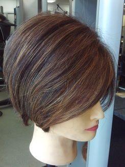 Colour Correction - Covering Grey Hair